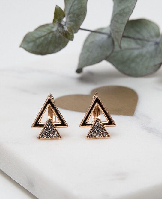 Pendientes Pirámide