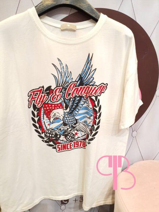Camiseta Aguila