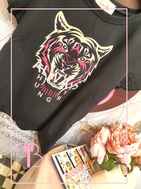 Camiseta Tigernew