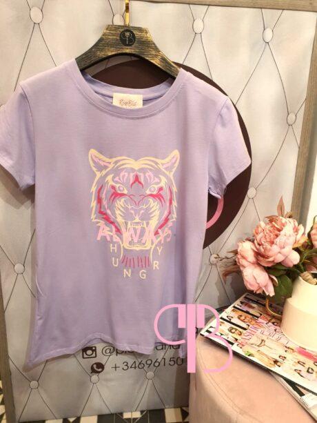 Camiseta Tigre New
