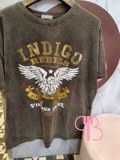 Camiseta Aguila Indigo